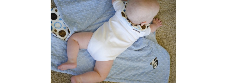 Cub Cuddly Minky Blankets