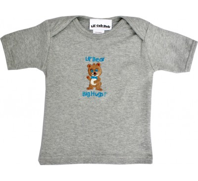 Boy Bear - Short-Sleeve Grey T-Shirt
